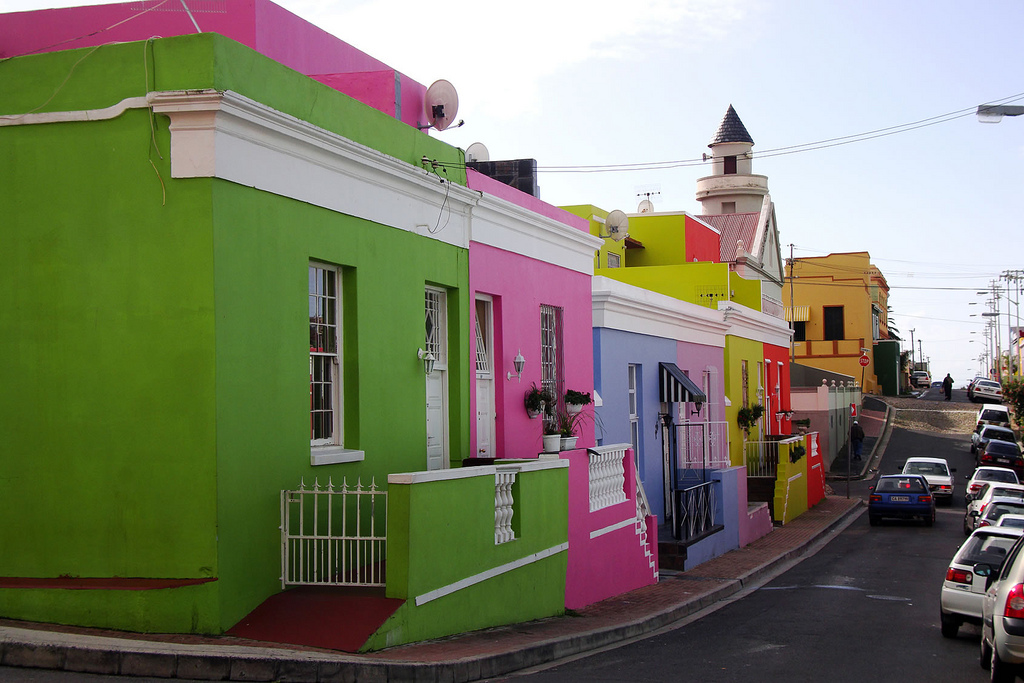 Bo-Kaap Houses - Photo by warrenski via Flickr